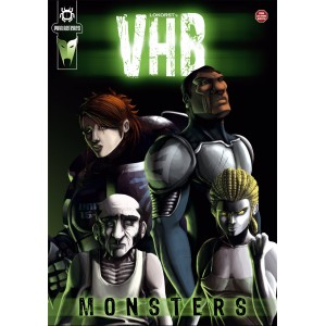 V.H.B. n°2 - Monsters