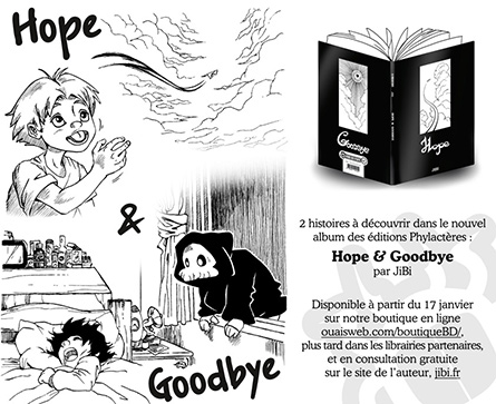 Sortie de l'album HOPE & GOODBYE